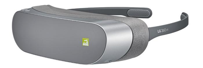 MWC 2016. Шлем виртуальной реальности LG 360 VR, камера LG 360 Cam и робот LG Rolling Bot