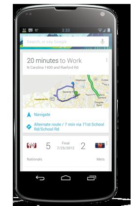 LG Nexus 4 появился на сайте британского ритейлера Carphone Warehouse