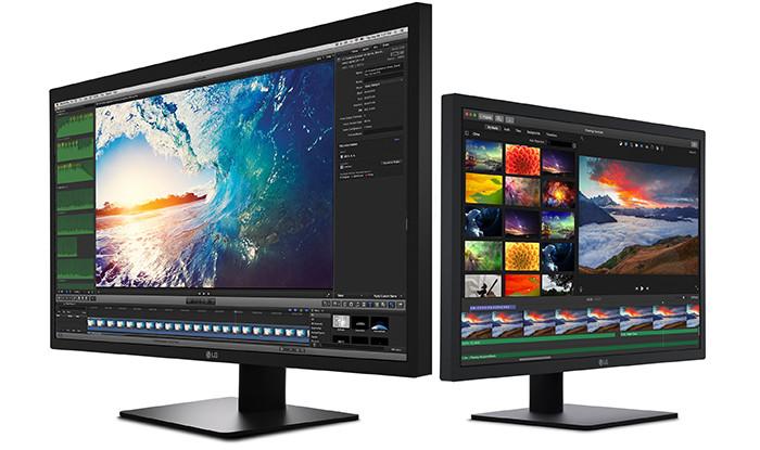 LG анонсировала 4K- и 5K-мониторы для новых MacBook Pro