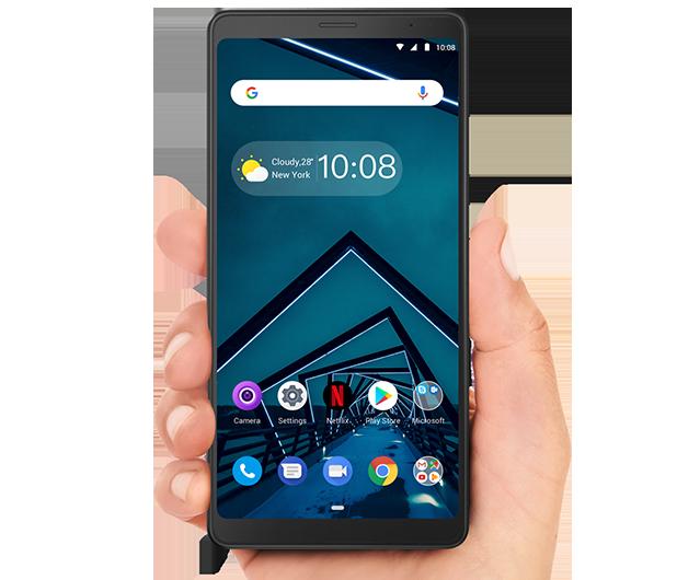 MWC 2019. Смартфон Lenovo Tab V7 получил огромный экран и батарею на 5180 мАч
