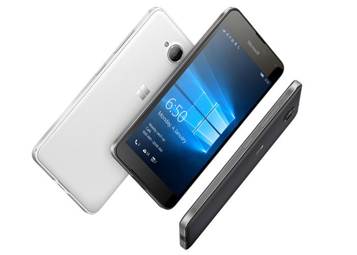Представлен смартфон среднего класса Microsoft Lumia 650 на Windows 10 Mobile