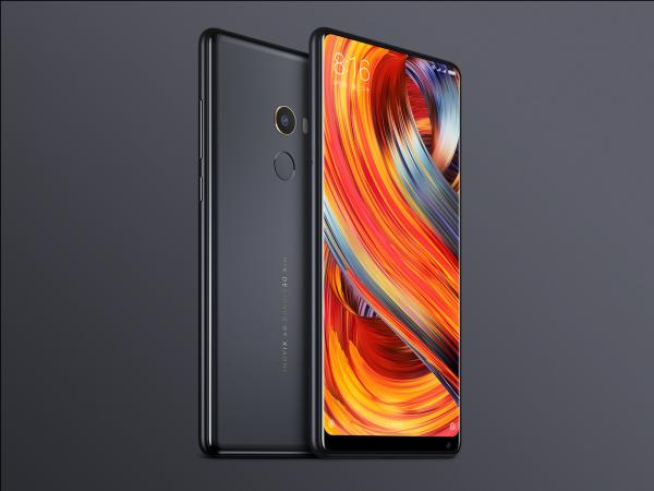 Xiaomi представила Mi MIX 2