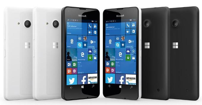 Microsoft Lumia 550: смартфон на Windows 10 Mobile за 139 долларов