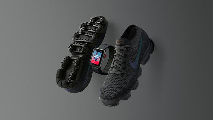 Apple и Nike анонсировали эксклюзивную версию часов Watch Series 3