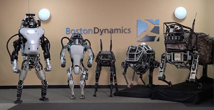 Alphabet продаст свое робототехническую «дочку» японцам