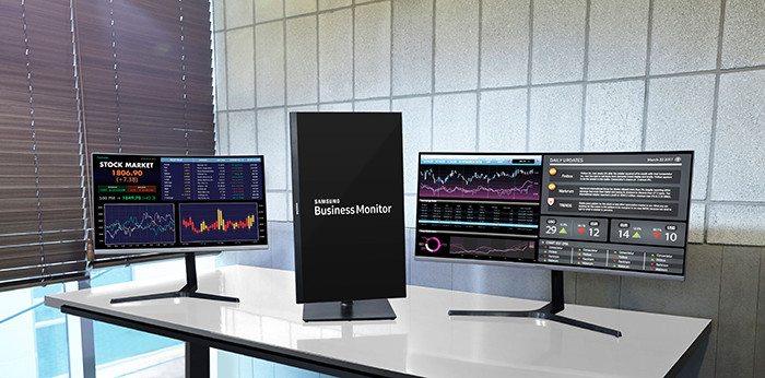 IFA 2017. Samsung покажет три монитора бизнес-класса и 49-дюймовый QLED-монитор
