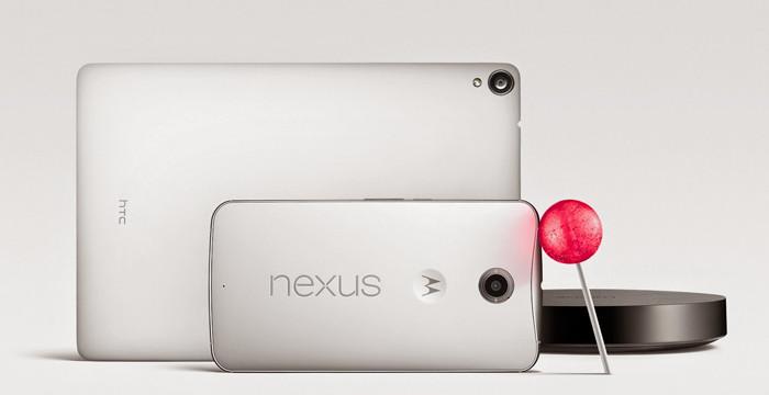 Об обновлениях с Android 5.0 Lollipop для различных устройств