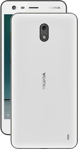 Nokia 2: бюджетный смартфон с батареей на 4100 мАч и обновлением до Android 8.0 Oreo