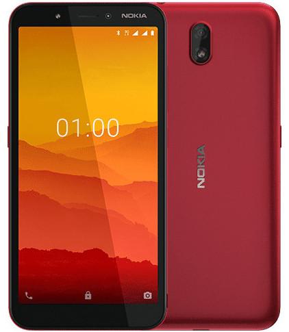 Премьера: Представлен ультрабюджетный смартфон Nokia C1 ценой менее 4 тысяч рублей