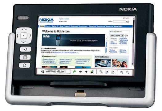 Ретро-рейтинг: шесть старых и малоизвестных планшетов Nokia