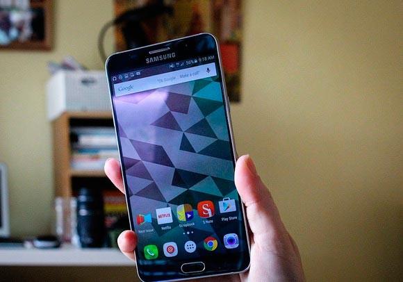 Обзор Samsung Galaxy Note 5: Королевский фаблет