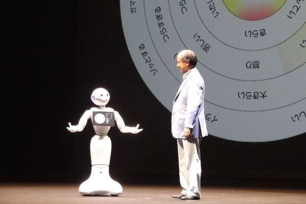 Сможет ли Pepper стать «iPhone в мире роботов»?