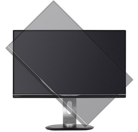 Philips 258B6QJEB: 25-дюймовый монитор с матрицей AH-IPS и QHD-разрешением