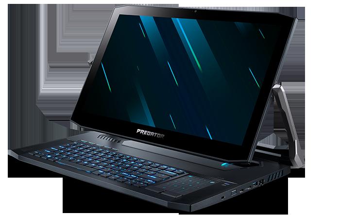 В Россию приехал необычный игровой ноутбук-трансформер за 370 тысяч рублей