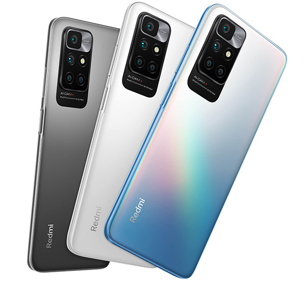Redmi 10: недорогой смартфон с камерой на 50 мегапикселей и стереодинамиками
