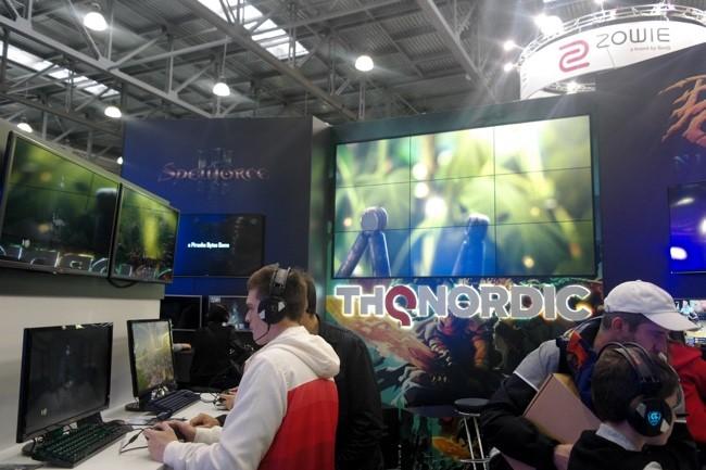 THQ Nordic Игромир 2017