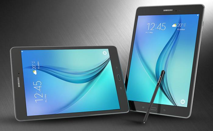 Samsung оснастила 9,7-дюймовый планшет Galaxy Tab A стилусом S Pen