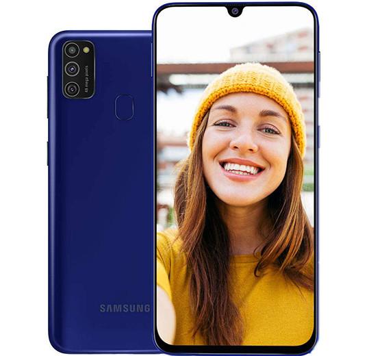 Премьера: Недорогой смартфон Samsung Galaxy M21 получил AMOLED-экран и аккумулятор на 6000 мАч