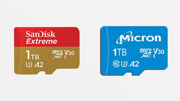 MWC 2019. Представлены первые карты MicroSD на 1 Тбайт. Они стоят как флагманский смартфон