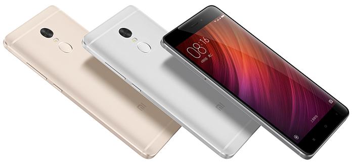 Xiaomi Redmi Note 4: смартфон с батареей на 4 100 мАч и 10-ядерным процессором