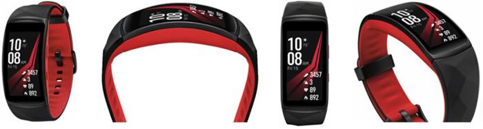 Рассекречен фитнес-браслет Samsung Gear Fit 2 Pro с аудиоплеером и профессиональной водозащитой
