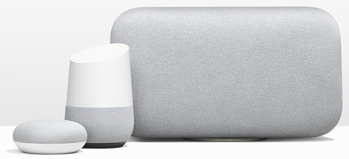 Смарт-колонка Google Home нового поколения получит экран и возможности планшета