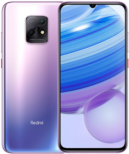 Представлены недорогие смартфоны Xiaomi серии Redmi 10X с мощными батареями и AMOLED-экранами