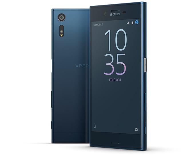 IFA 2016. Sony анонсировала смартфоны Xperia XZ и Xperia X Compact