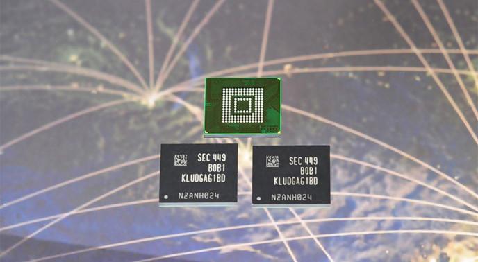 Память UFS 3.0 сделает смартфоны в два раза быстрее