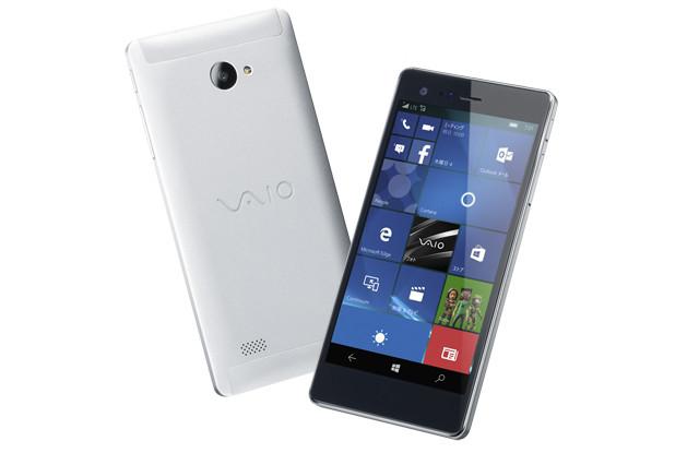 В Японии представлен смартфон VAIO Phone Biz под управлением Windows 10 Mobile