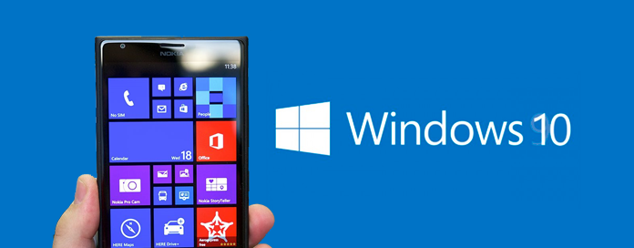 Microsoft начинает рассылку Windows 10 Mobile на смартфоны с Windows Phone 8.1