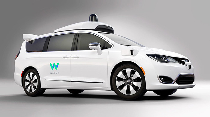 В декабре Google запустит первый в мире сервис такси с беспилотными авто
