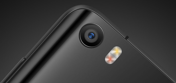 MWC 2016. Xiaomi представила флагманский смартфон Mi 5