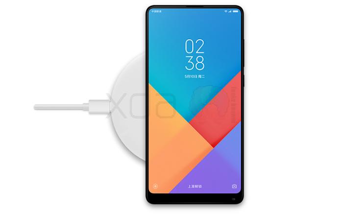 Огромный 7-дюймовый смартфон Xiaomi Mi Max 3 получит беспроводную зарядку и батарею на 5500 мАч