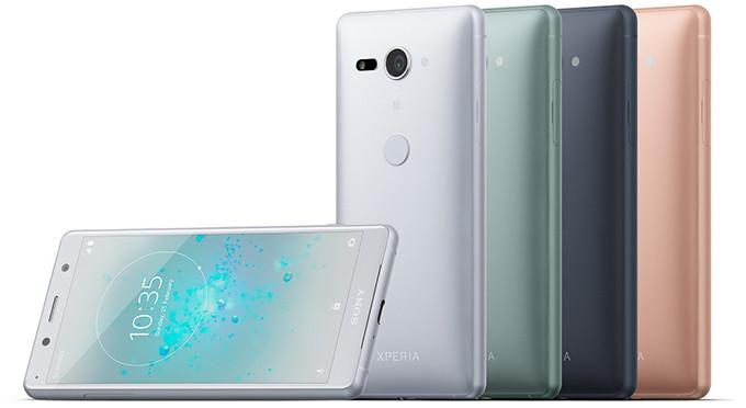 MWC 2018. Смартфоны Sony Xperia XZ2 и Xperia XZ2 Compact получили флагманский чипсет Snapdragon 845