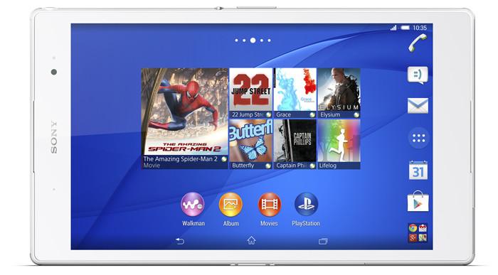 IFA 2014. Sony Xperia Z3 Tablet Compact: 8-дюймовый планшет с защитой от воды