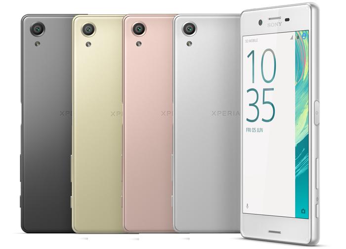 MWC 2016. Sony представляет смартфоны Xperia X Performance, Xperia X и Xperia XA
