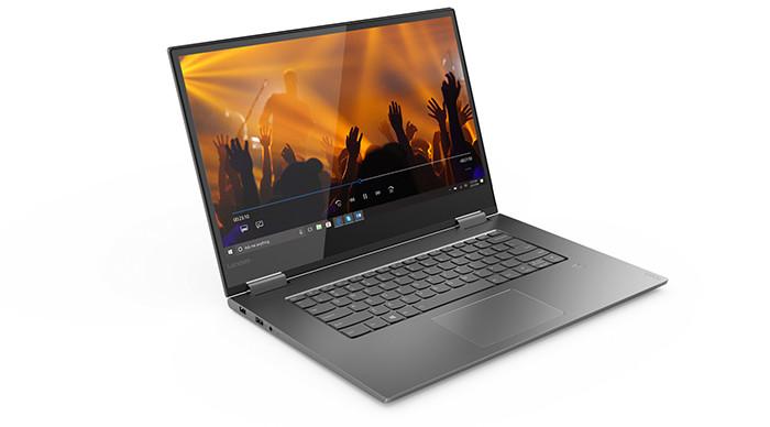 CES 2019. Представлены первые в мире 15-дюймовые ноутбуки с AMOLED-экранами