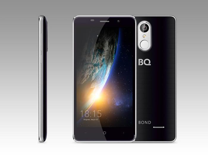 Обзор смартфона Bond BQ-5022