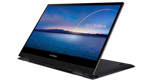 В России представили тонкий ноутбук-трансформер ASUS ZenBook Flip S с OLED-экраном