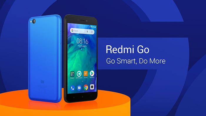 Представлен Redmi Go – самый дешевый смартфон за всю историю Xiaomi