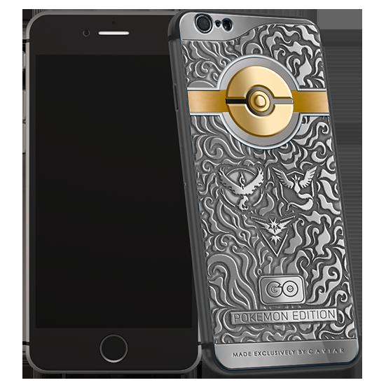 Игре Pokemon Go посветили смартфон ценой от 177 тысяч рублей
