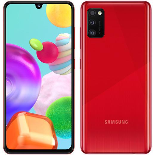 Samsung анонсировала очень компактный и при этом продвинутый смартфон Galaxy A41