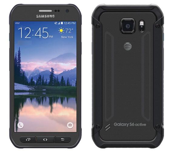 Опубликован перечень характеристик смартфона Samsung Galaxy S6 Active
