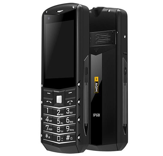 MWC 2019. Представлен кнопочный телефон AGM M5 с Android, LTE и защитой от воды и ударов