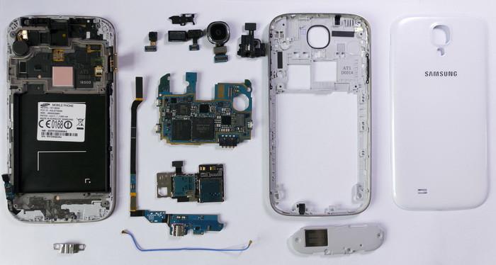 Samsung Galaxy S4: яркая индивидуальность без особых примет