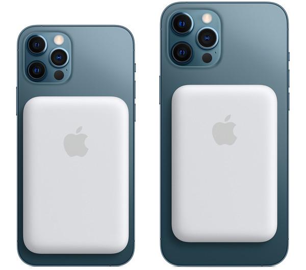 Apple выпустила внешний аккумулятор странной формы для iPhone 12