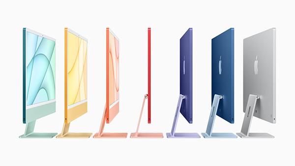 Новинки Apple: от неожиданно яркого iMac с процессором M1 до метки AirTag для поиска чемоданов
