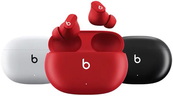 Apple выпустила новые TWS-наушники Beats Studio Buds с «шумодавом» и защитой от влаги