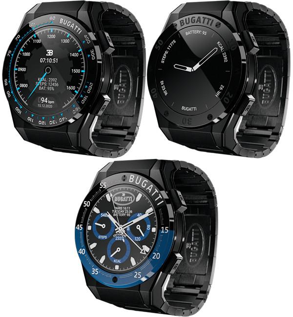Bugatti выпустила свои первые смарт-часы – и они стоят неожиданно дешево
